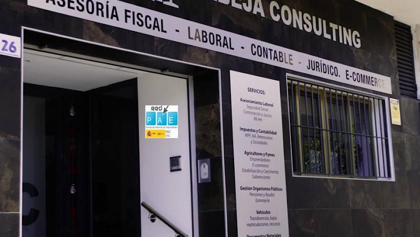 Mabeja Consulting Sede de la asesoría en El Ejido