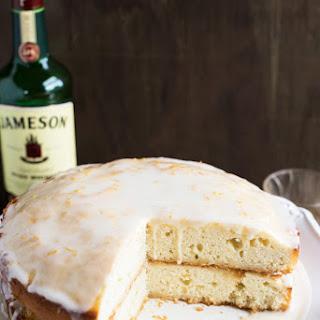 MARK'S IRISH WHISKEY CAKE
