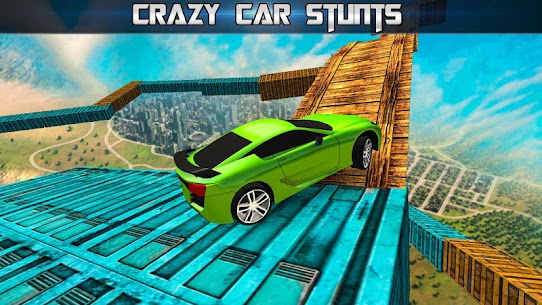 Impossible Tracks Stunt Car Racing Fun: Car Games Apk Download For Android 2