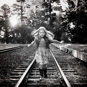Believe in your Dreams... by Andy Dyso - Babies & Children Child Portraits (  )