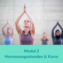 Hormonyogaausbildung - Modul 2