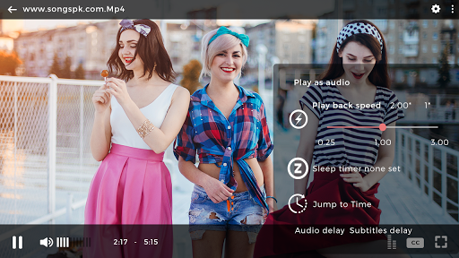 Video Player 19.0 screenshots 2