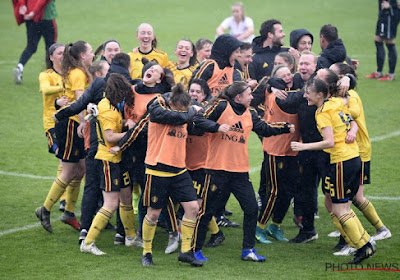 La sélection des jeunes Flames pour l'Euro 2019