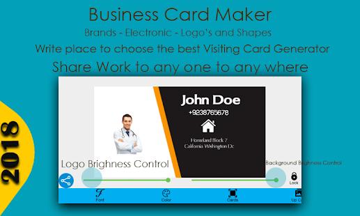 Business card maker free games online online play for Business card maker free online