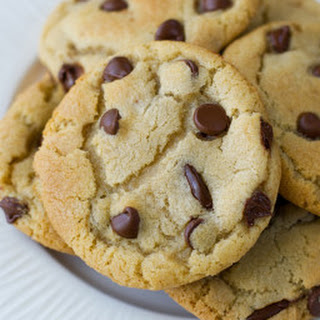 Perfect Chocolate Chip Cookies.