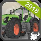 Führerschein Klasse L, Traktor 2018 icon