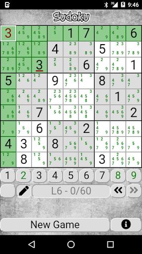 Sudoku Free android2mod screenshots 5