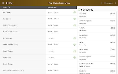 First Choice Credit Union screenshot 8