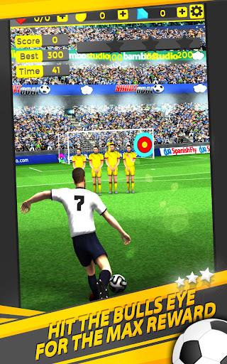 シュートゴール - サッカーワールドカップ