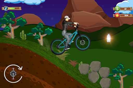 BMX Bicycle Adventure cheat screenshots 2