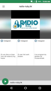 radio-ruby.tk - náhled