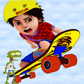 Shiva Skateboard Racing:FREE