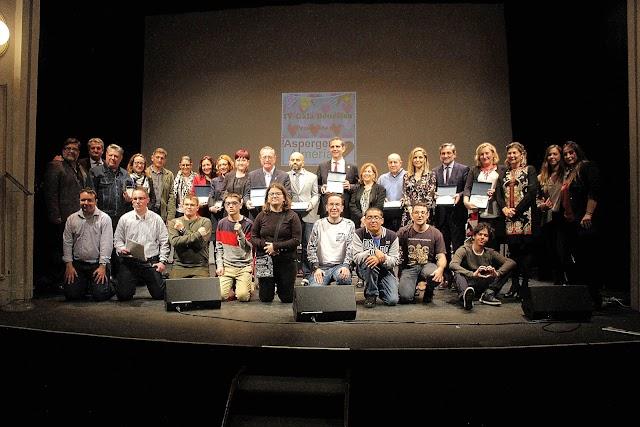 Premios Asperger 2019 en el Teatro Apolo.