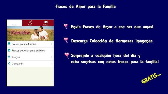 Frases De La Familia Aplicacions A Google Play