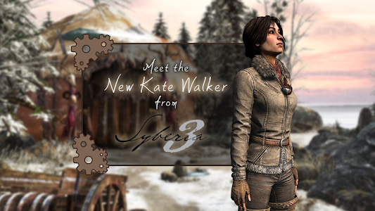 Syberia AR - Meet Kate Walker screenshot 0