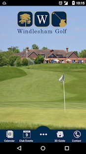 Windlesham Golf- screenshot thumbnail