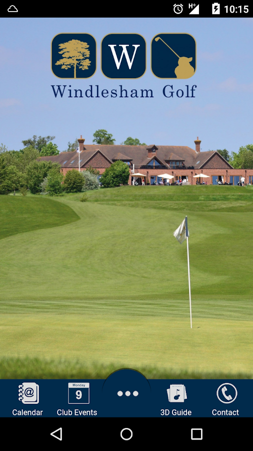Windlesham Golf- screenshot