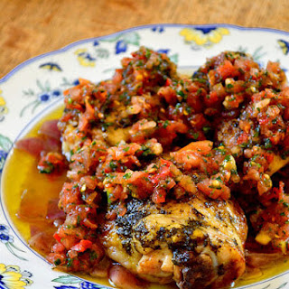 Chicken Casserole With Tomatoes And Wine Recipes