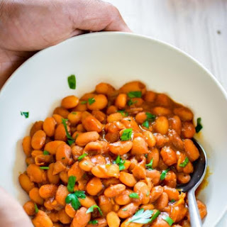 Vegetarian Baked Beans From Scratch