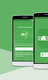 Treehouse - Ring My Droid SMS- screenshot thumbnail