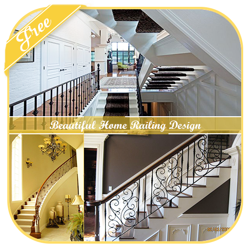 Beautiful Home Railing Design