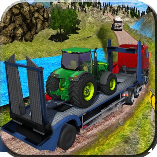 Off Road Transport Cargo Truck Driving Simulator