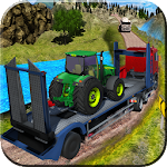 Off Road Transport Cargo Truck Driving Simulator Icon