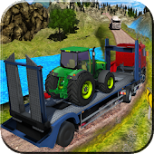 Off Road Transport Cargo Truck Driving Simulator