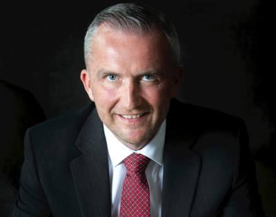 Geoff Greenlaw, Vice-President, EMEA Channel, Veritas Technologies.