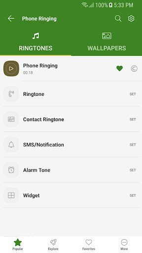 Free Ringtones for Android™ 7.2.3 screenshots 9