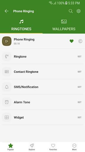 Free Ringtones for Androidu2122  screenshots 9
