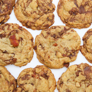 Bacon Chocolate Chip Cookies.