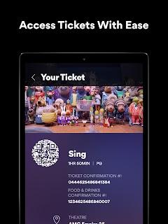AMC Theatres screenshot 10