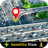 Live Satellite View GPS Map Travel Navigation Mod