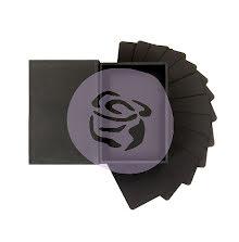 Prima Altered Card Set - Black