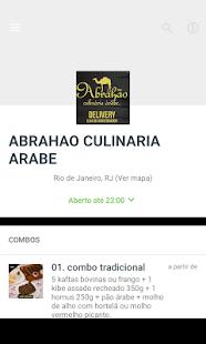 Abrahão Culinária Árabe - náhled