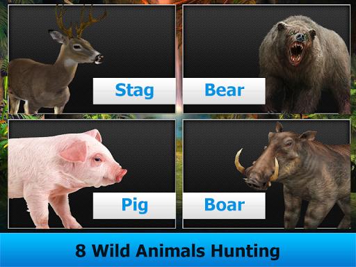 玩動作App|Jungle Wild Animal Hunting 2免費|APP試玩