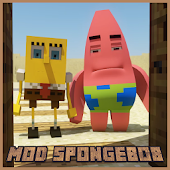 Mod Spongebob For MCPE