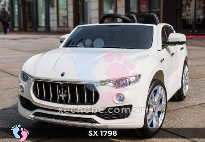 Xe hơi điện cho bé Maserati SX-1798 2