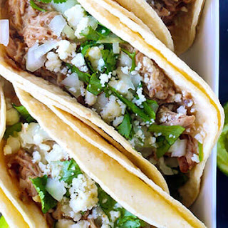 Carnitas Tacos with Slow Cooked Pork Shoulder Recipe