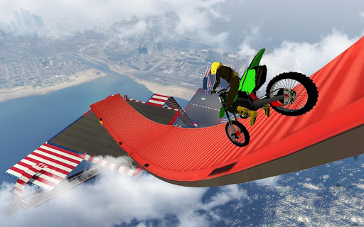 Bike Impossible Tracks Race: 3D Motorcycle Stunts 2.0.5 12