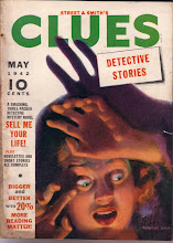 Photo: Street & Smith's Clues Detective Stories 194205