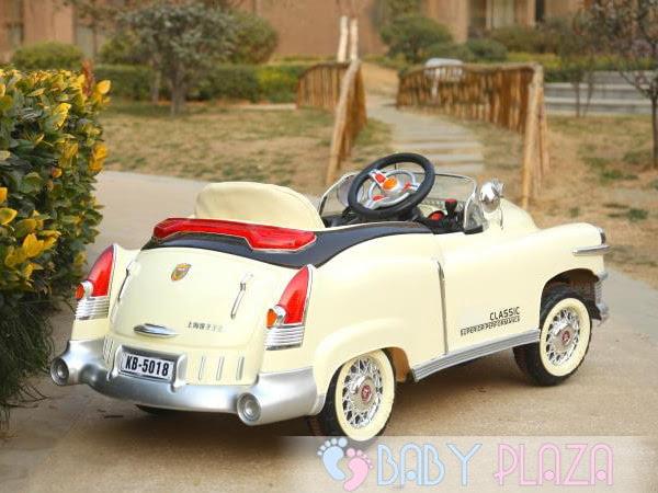 Xe hơi điện cho bé KB-5018 5