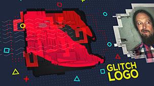 Glitch YouTube Channel Promo / Intro - 11