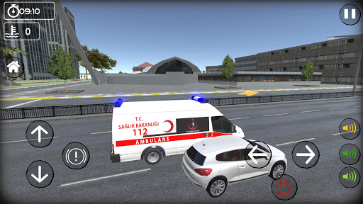 TR Ambulans Simulasyon Oyunu  screenshots 16