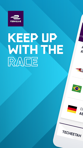 formula e app screenshot 1