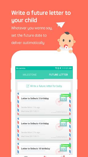 Peekaboo Moments: Baby Journal screenshot 5