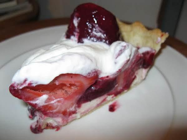 Strawberry/berry Pie