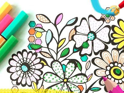 Download Color Me Mandala Coloring Book For PC Windows And Mac Apk Screenshot 4