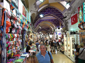 Photo: Looking around the Grand Bazar